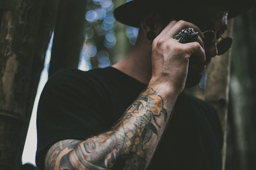 Tattoo artist profession